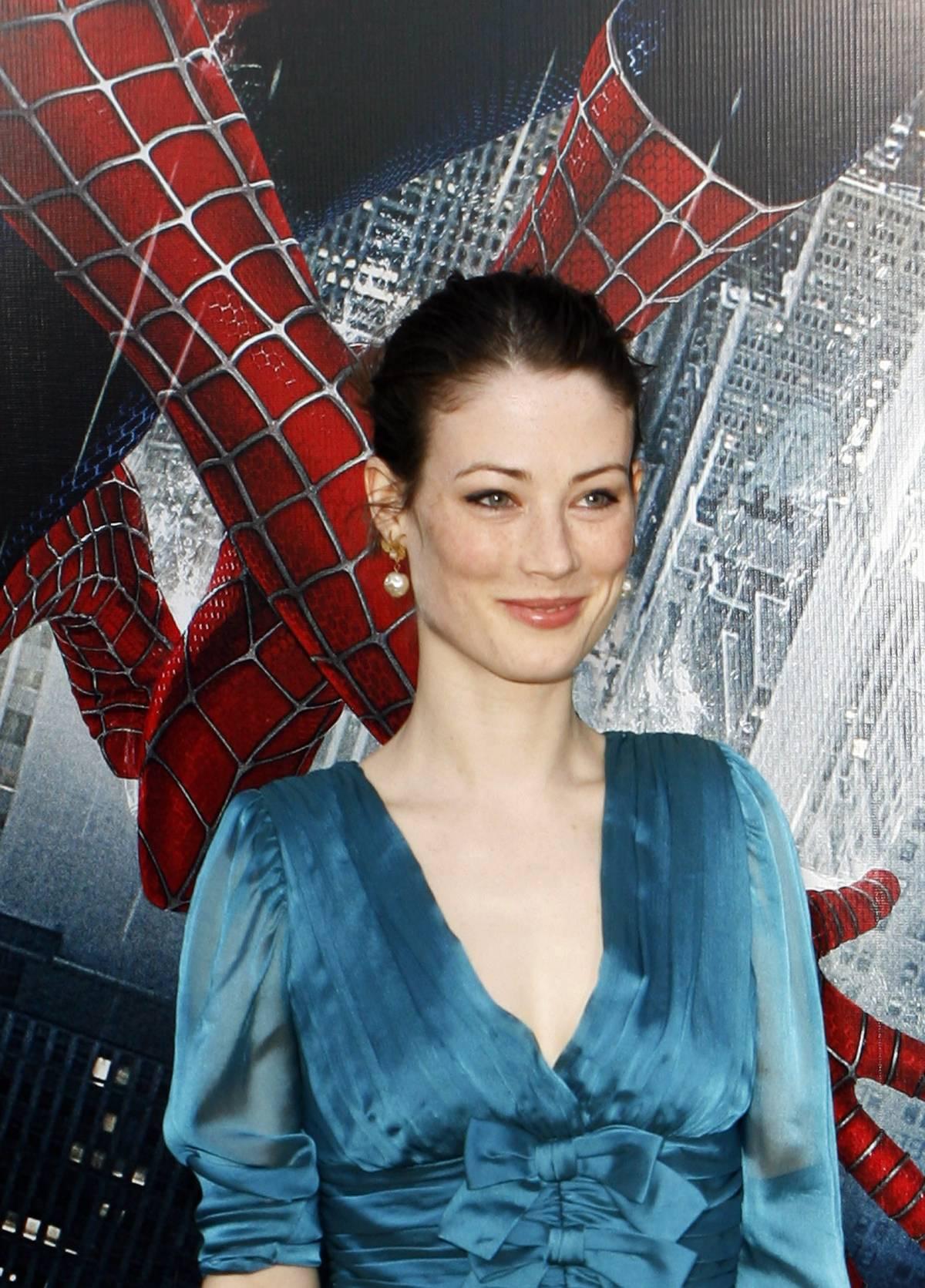 Si impicca Lucy Gordon, l'attrice di Spiderman
