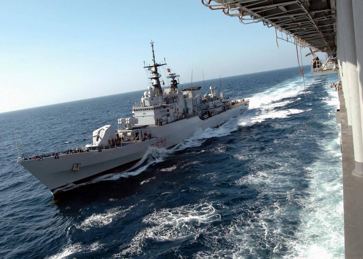 Somalia, la Maestrale   sventa attacco pirati:  9 predoni in manette