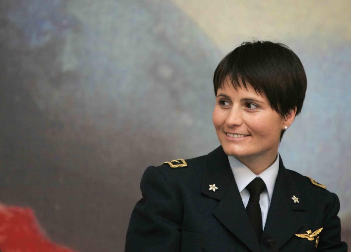 Samantha, l'italiana volante prima astronauta europea