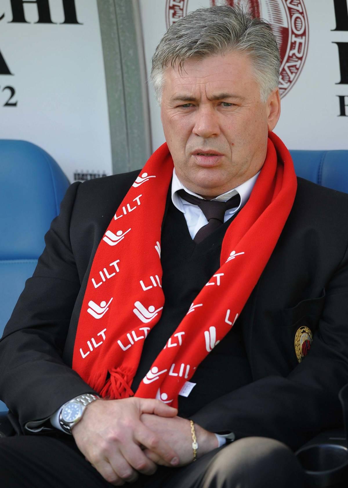 Buon viaggio Ancelotti. Ferrara,  batti un Colpo. E Mourinho...