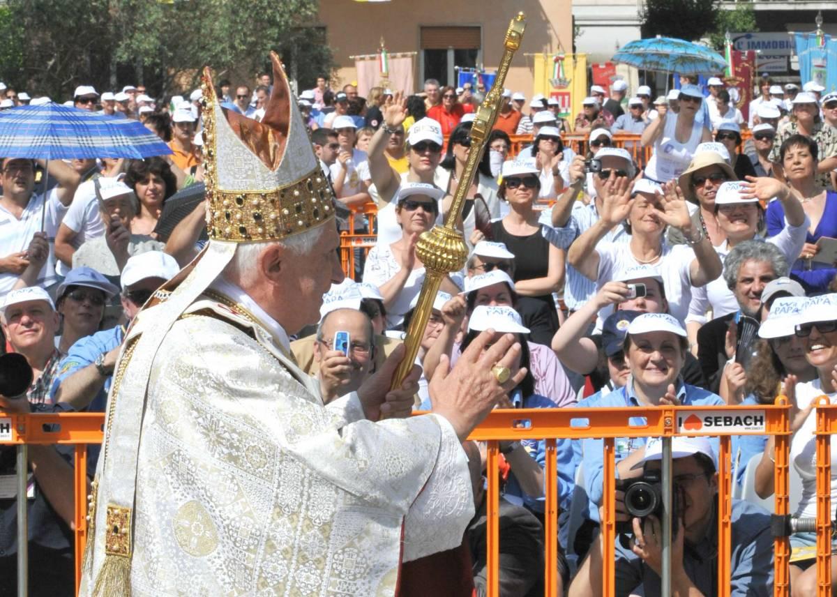 """Il Papa: """"Occupazione, soluzioni urgenti  L'Europa valorizzi gli ideali cristiani"""""""