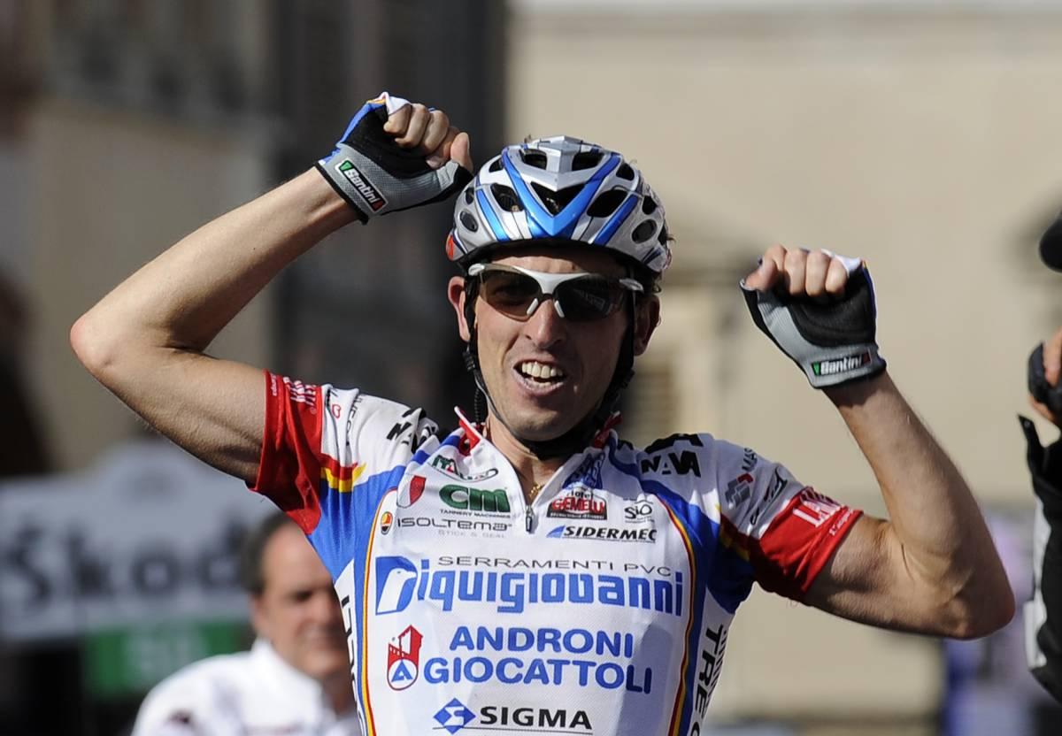 Giro, Bertagnolli primo a Faenza  Menchov resta in maglia rosa