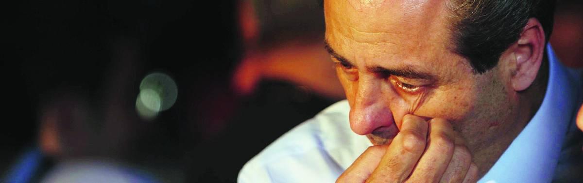 Di Pietro: spariti 340mila euro dalle sedi Idv