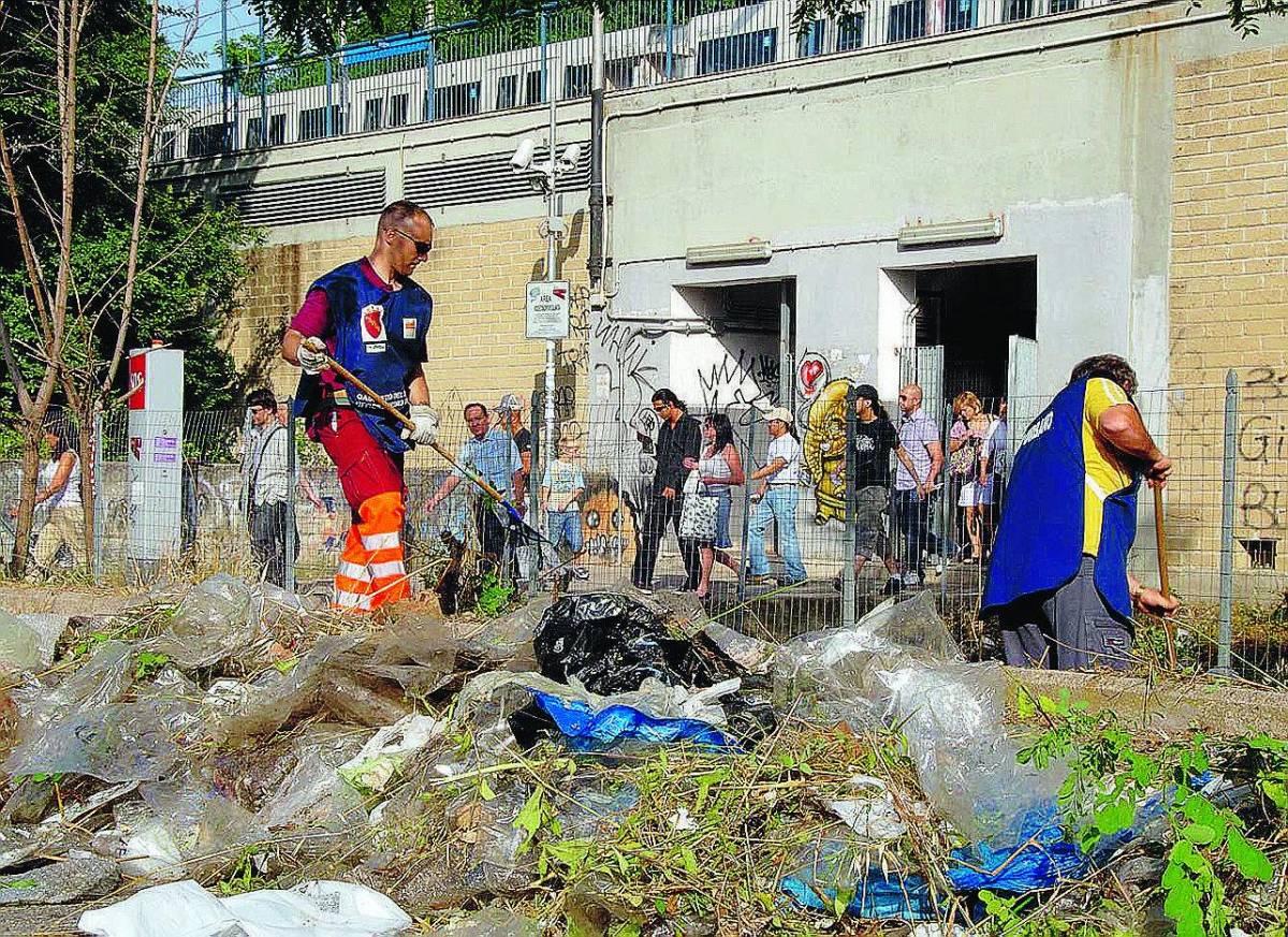 Roma sporca, un equivoco strumentalizzato