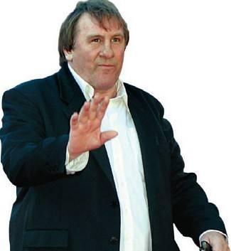 """Depardieu: """"Quanti film da buttare ho fatto"""""""