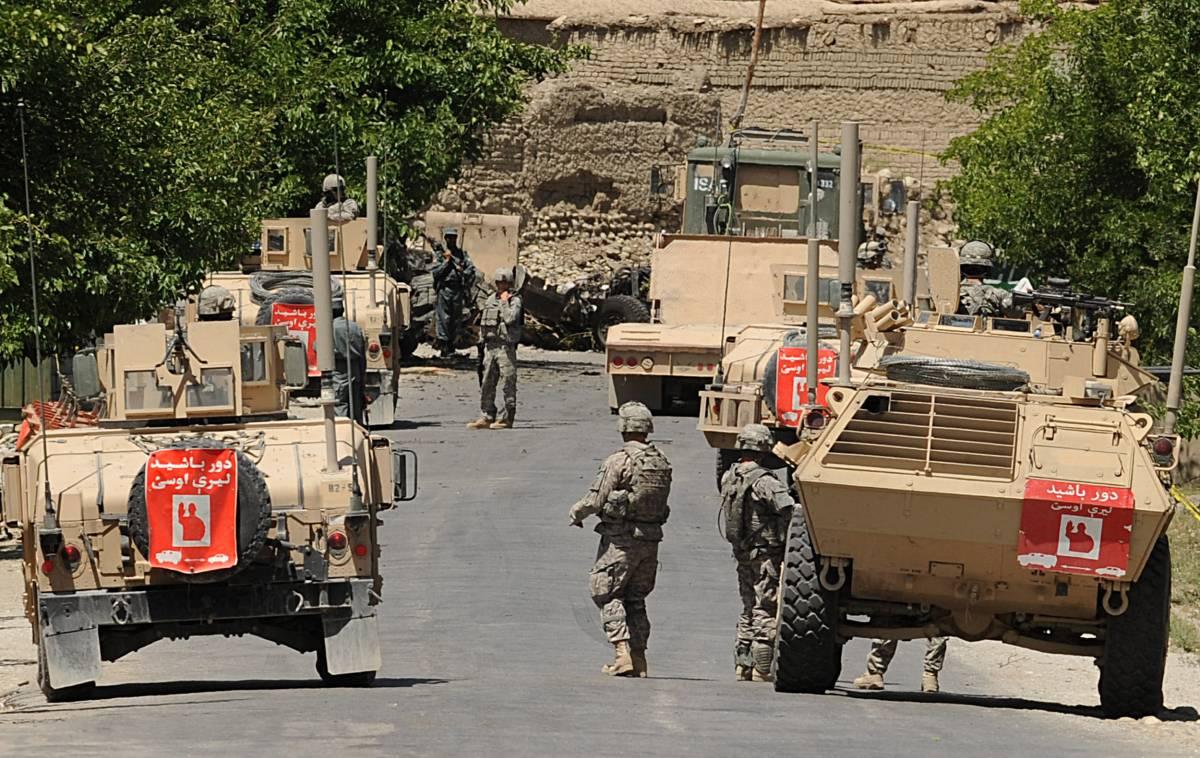 Attentato in Afghanistan: morti 4 soldati Usa e 3 civili