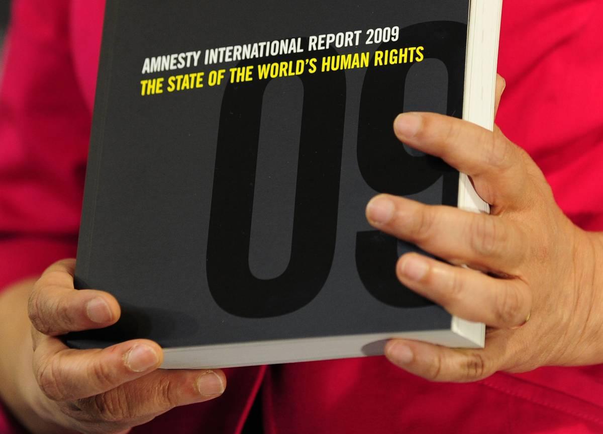Rapporto Amnesty: pena di morte  L'80% delle esecuzioni nel G20
