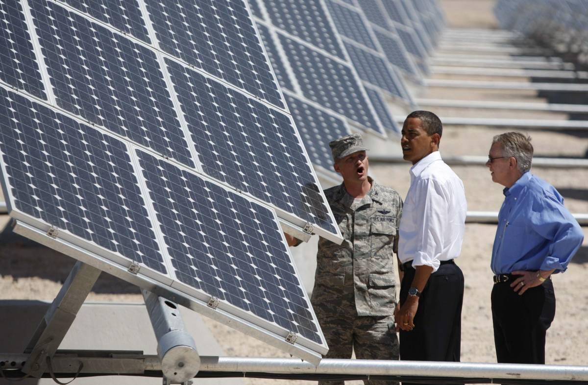 Crisi, Obama: non siamo più sull'orlo del baratro