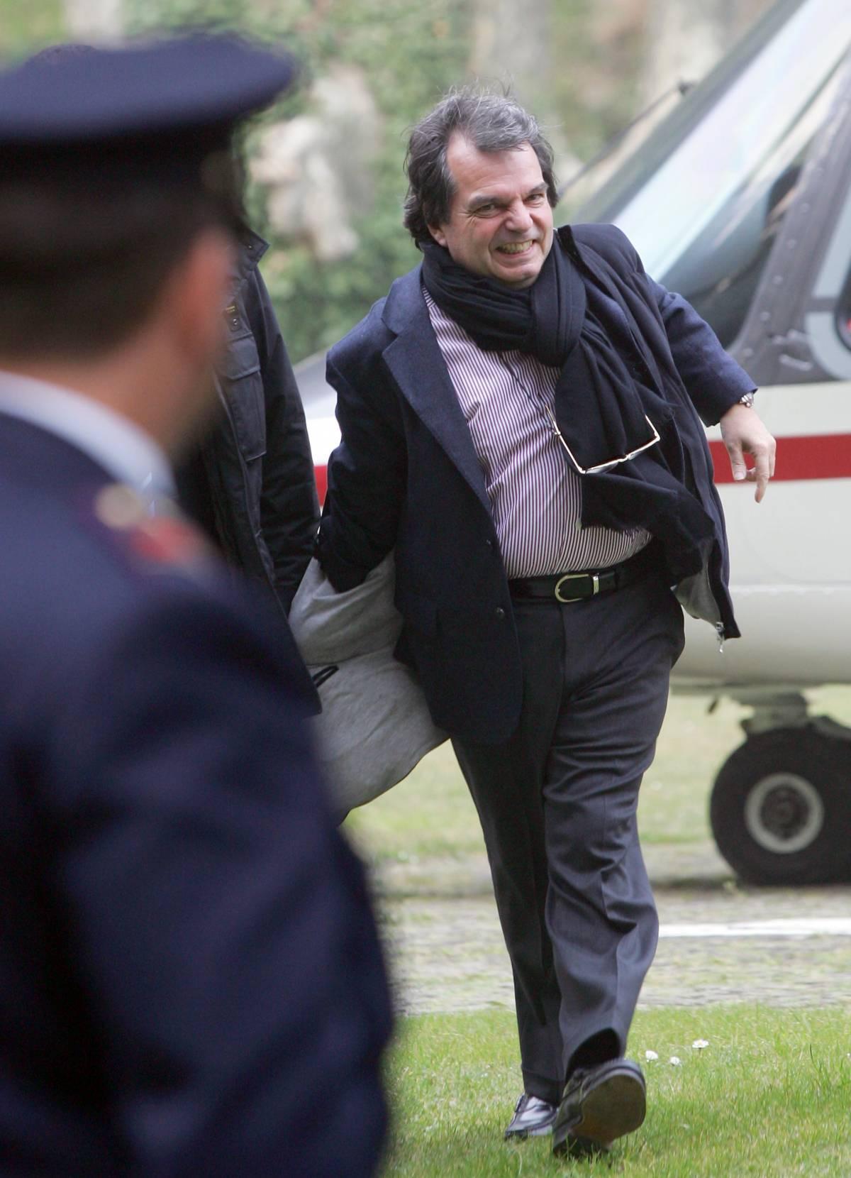 """""""No a poliziotti panzoni""""  E' polemica su Brunetta,  che spiega: """"Scherzavo"""""""