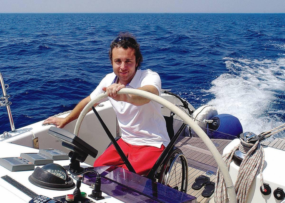 Atlantico a vela per tornare a Miami dove un criminale gli sparò