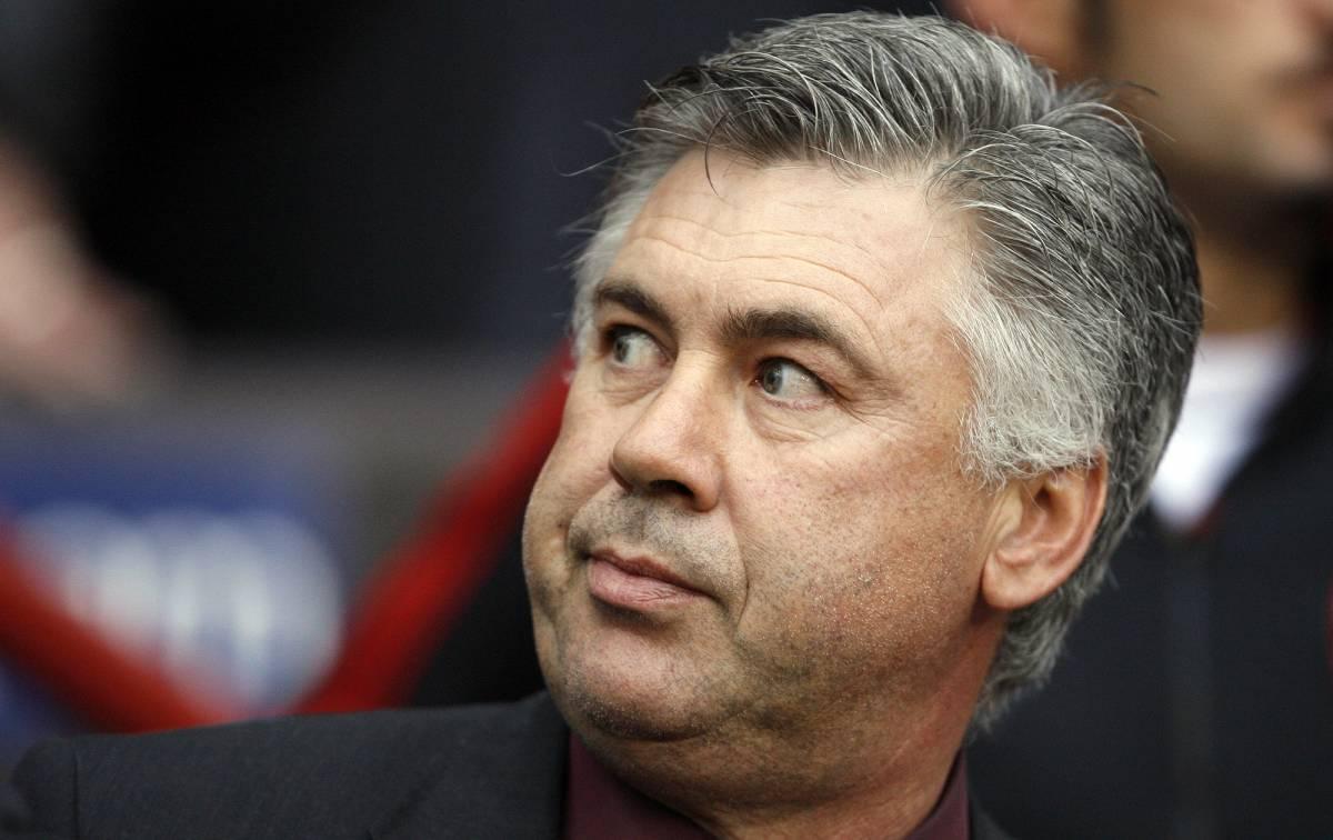 """Ancelotti si ferma a Firenze:  """"Il futuro? Nei prossimi giorni"""""""