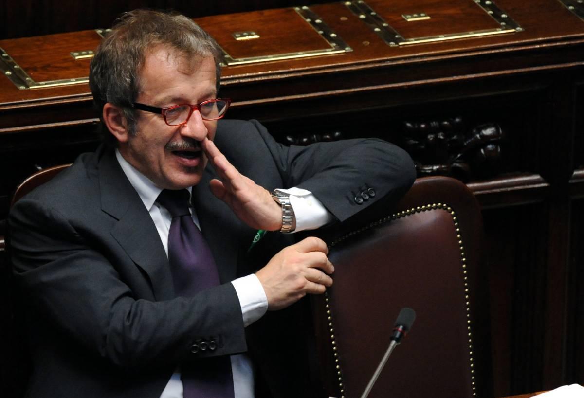 """Lite Annunziata-Maroni: """"Di gossip non parlo"""""""