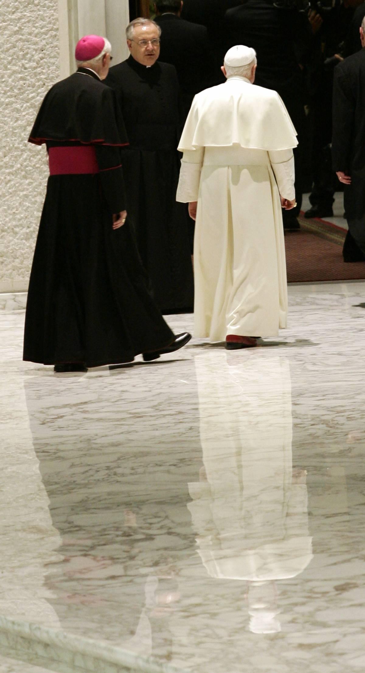 Irlanda, il Papa: giustizia  sui casi dei preti pedofili