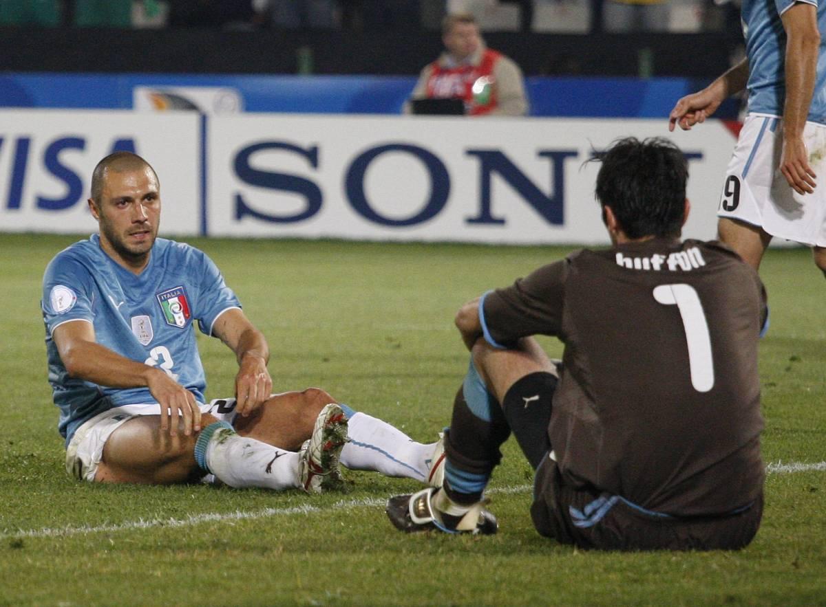 Italia: ko dal Brasile  Umiliata (3-0) e a casa