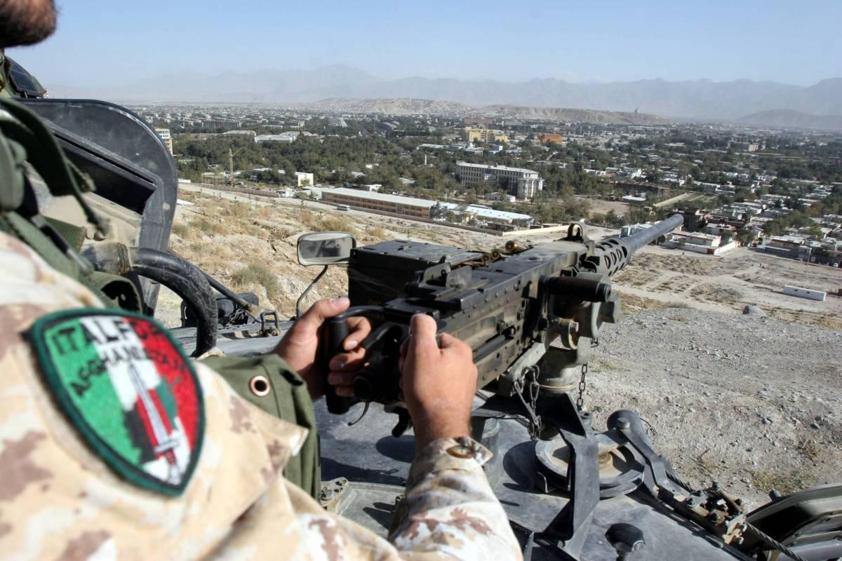 Tra Kabul ed Herat un contingente di 3200 uomini