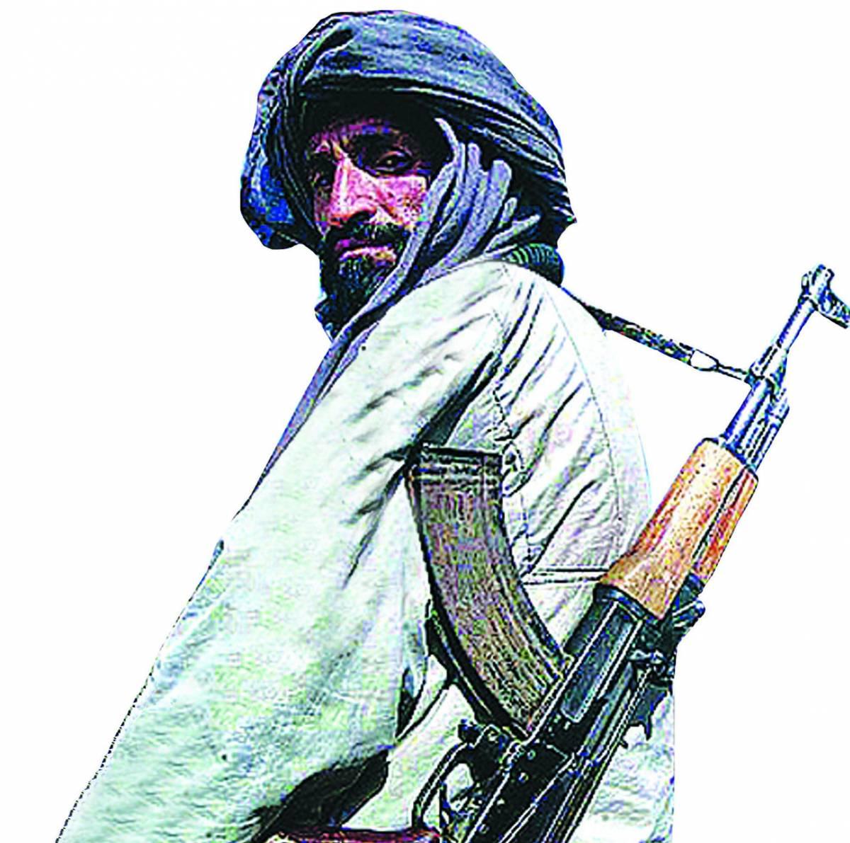 Lo spot dei talebani: il soldato Usa che trema
