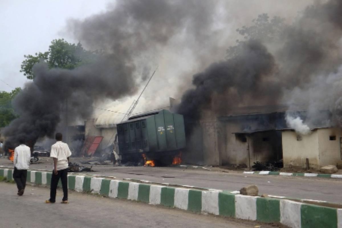 Nigeria, rivolta islamica:  scontri e oltre 300 morti