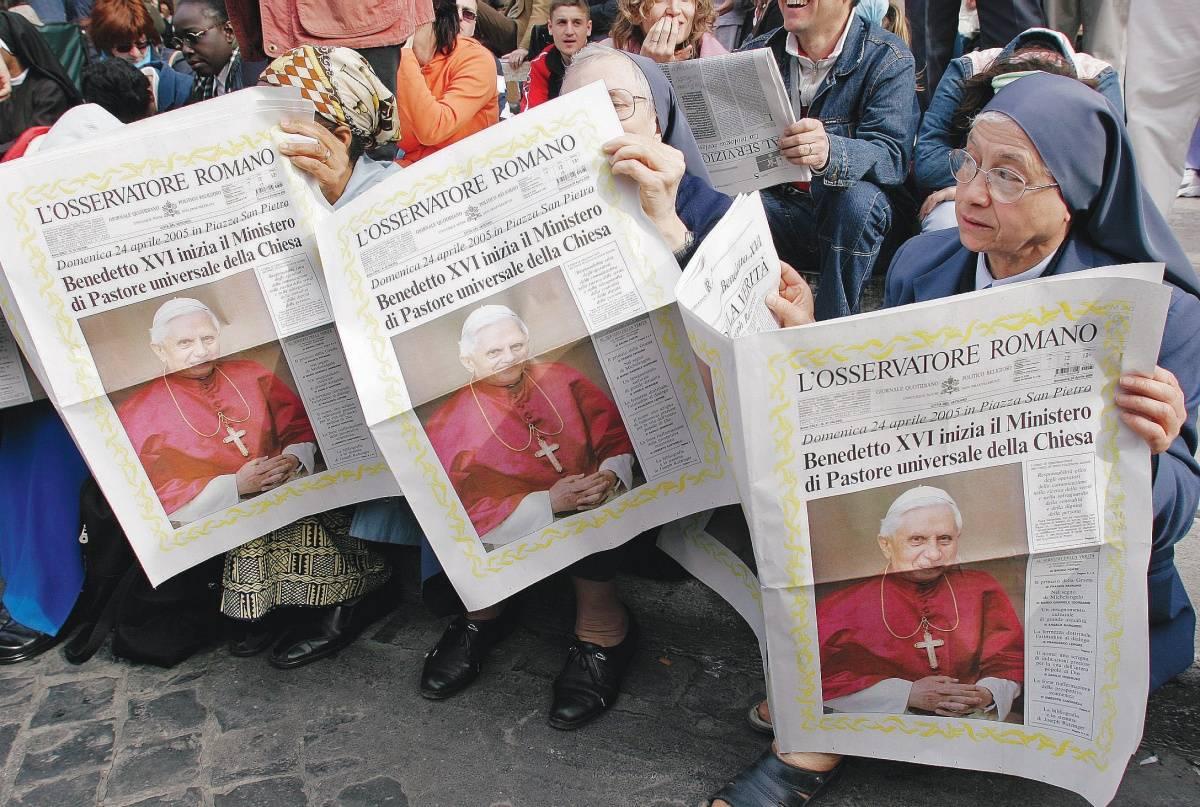 L'Osservatore Romano?  Fede, dottrina e rock & roll