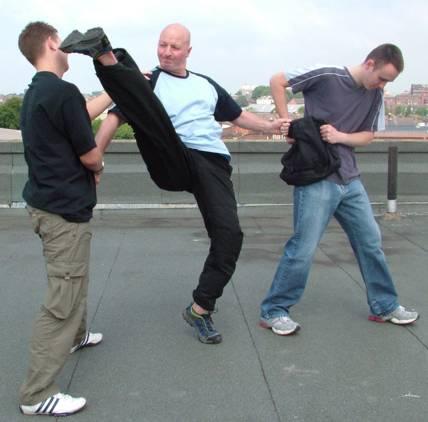 Turista mette ko il ladro  a colpi di taekwondo