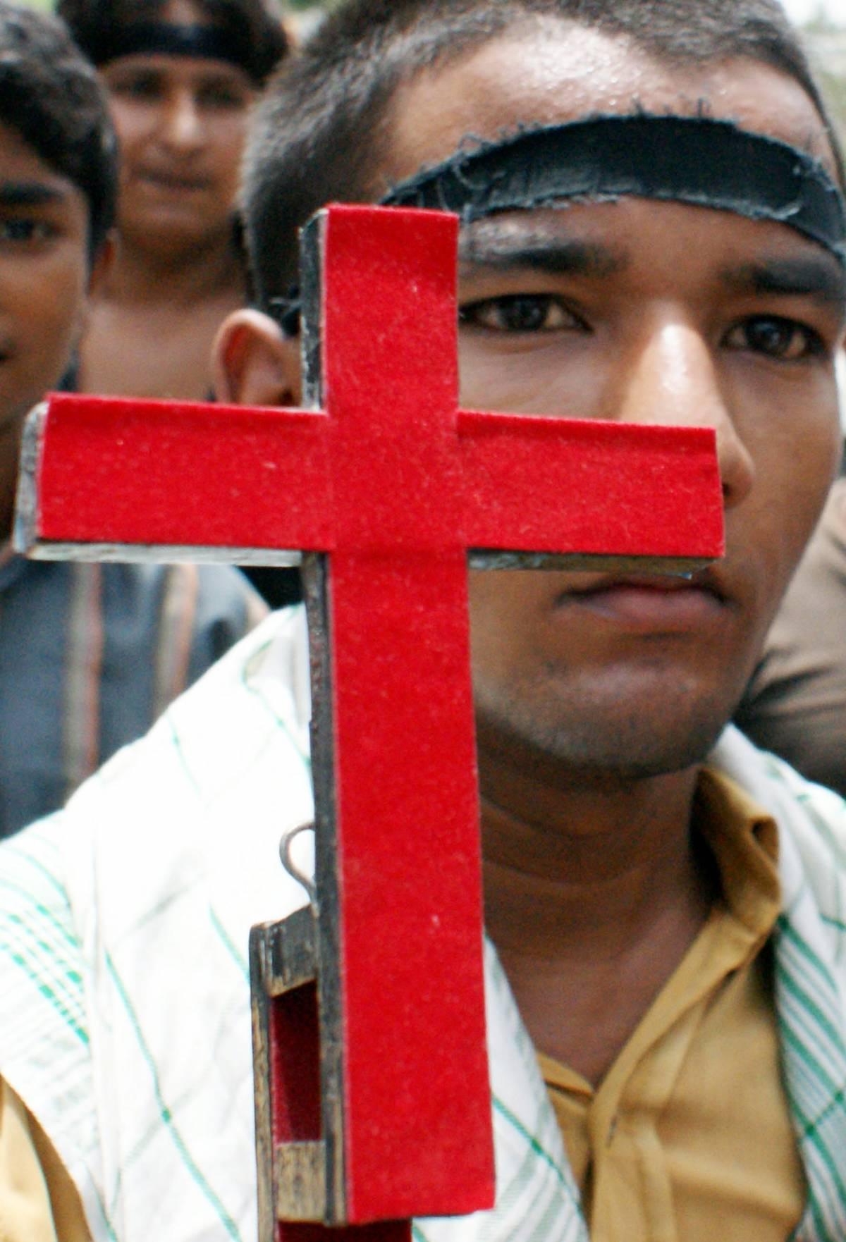 "Pakistan: ""Noi cristiani perseguitati"""