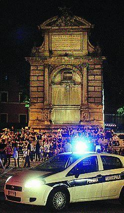 Sicurezza Una pioggia di arresti in pieno centro