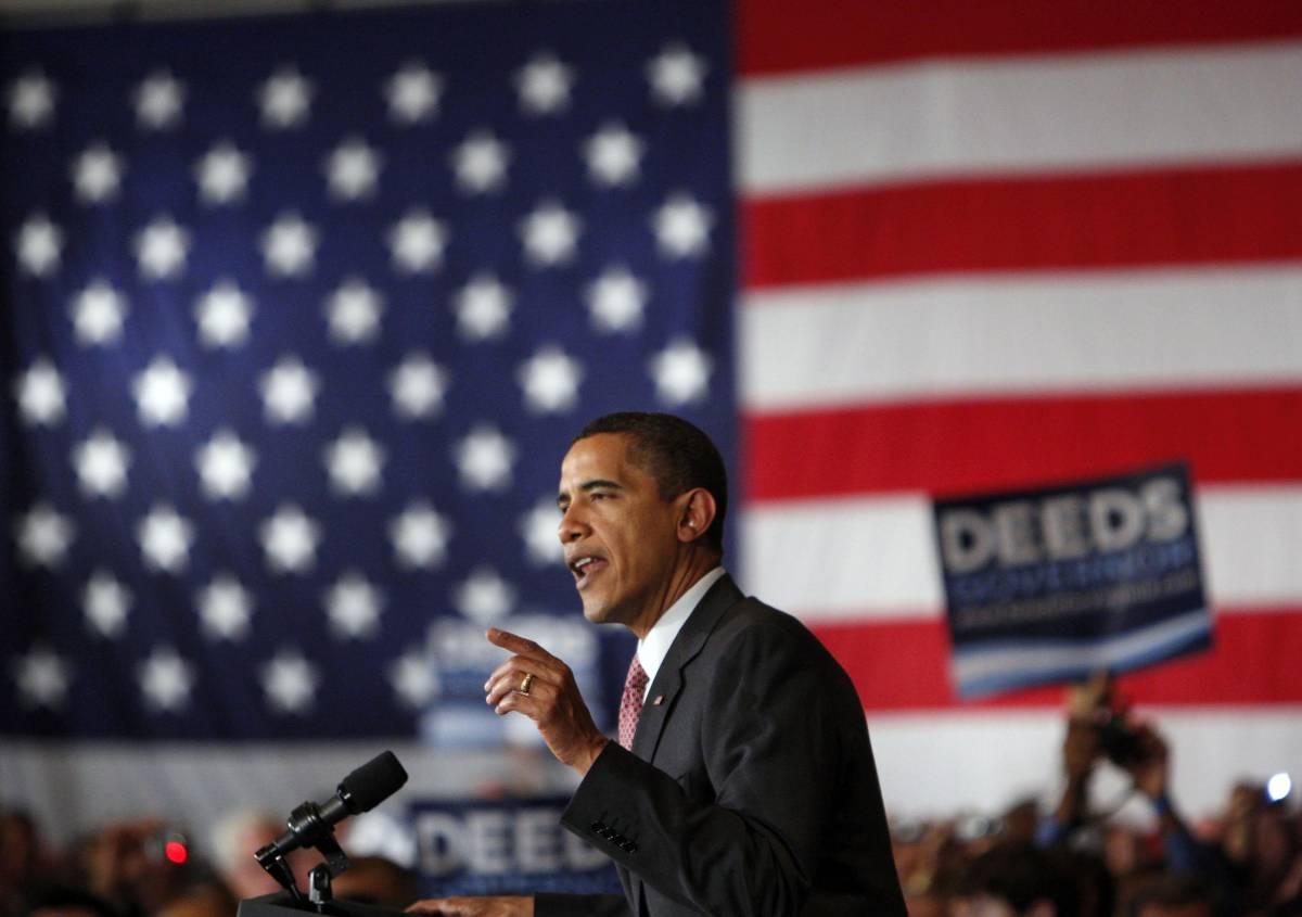 """Crisi, Obama: """"Economia nella giusta direzione"""""""