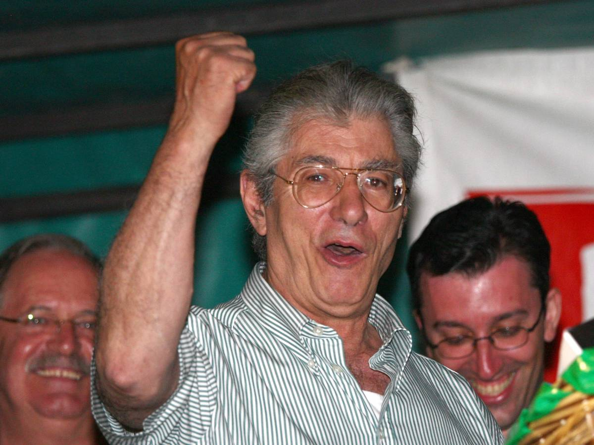 Unità d'Italia, Bossi: niente soldi per celebrazioni