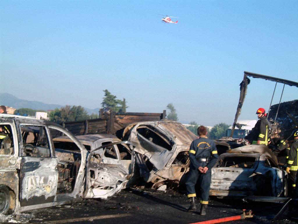 Incidenti stradali, 578 morti in 6 mesi: -24%
