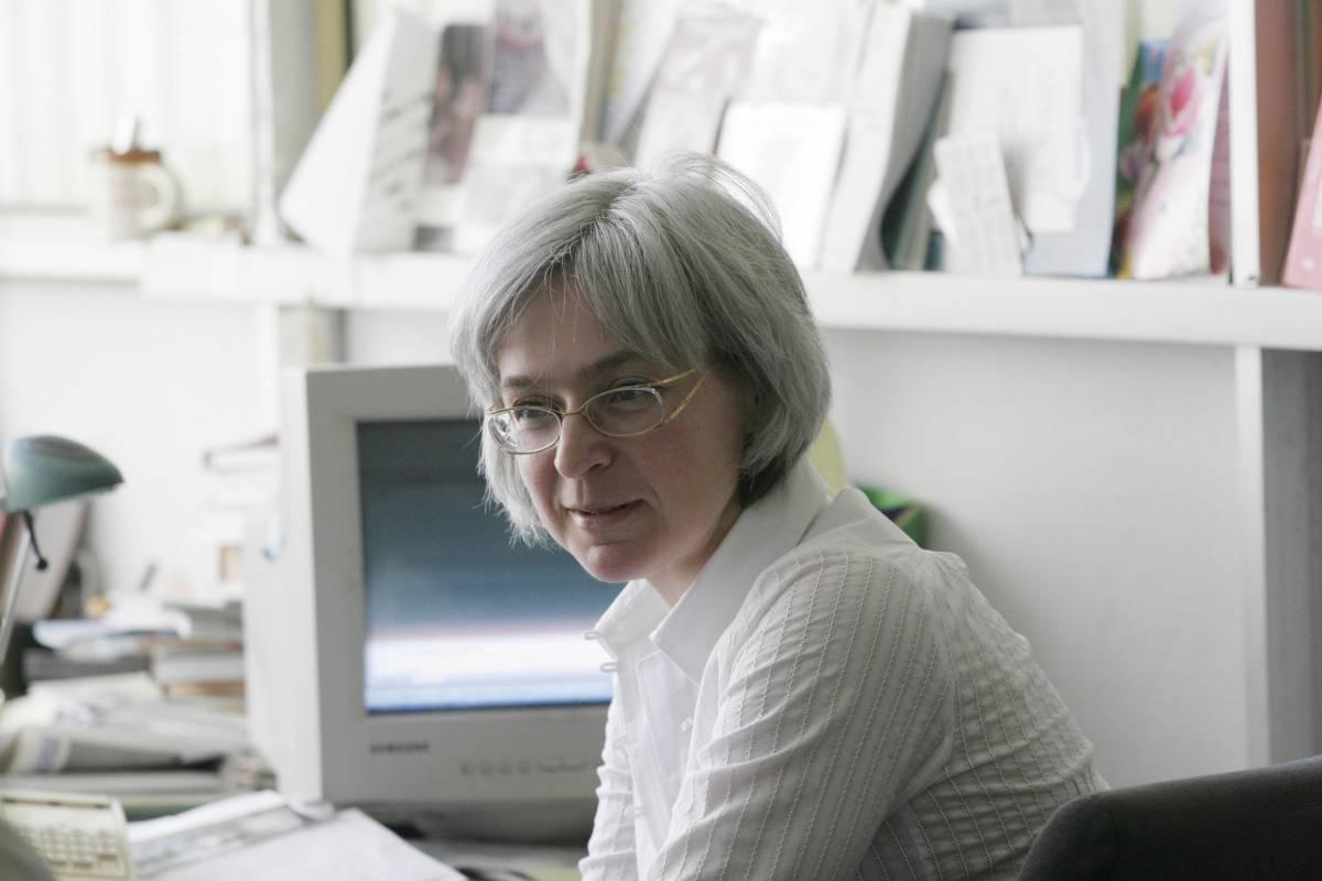 """Politkovskaia, la denuncia dei figli:  """"Lo Stato copre i veri assassini"""""""