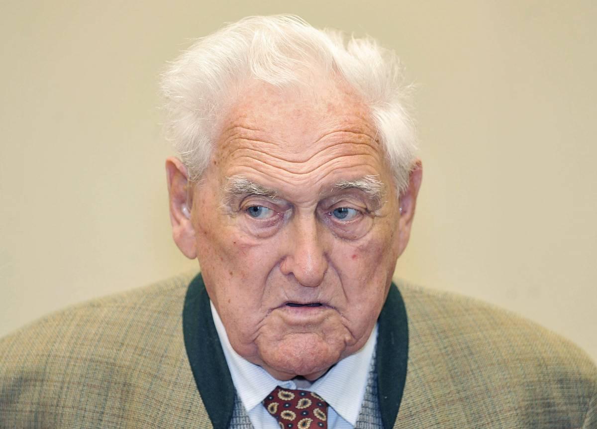 Strage di Falzano, ufficiale nazista all'ergastolo