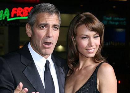 """Le rivelazioni della ex di Clooney:  """"A letto George è una schiappa..."""""""