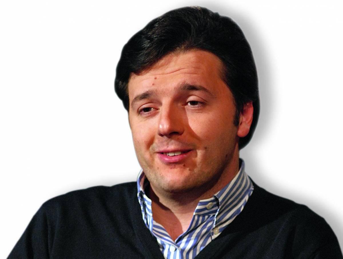 Pizzicato sulla poltrona, Renzi la restituisce