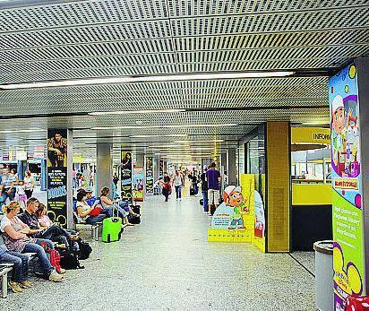 Lavori finiti a Malpensa: ora il Terminal 2 ha un nuovo look