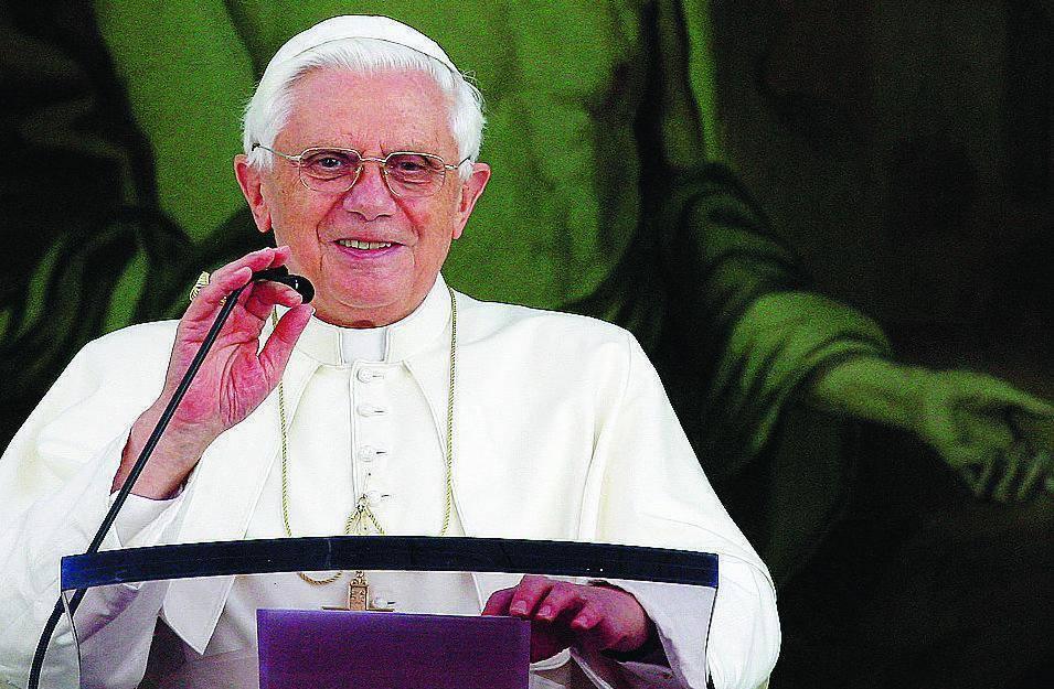 L'ora di religione di Papa Benedetto