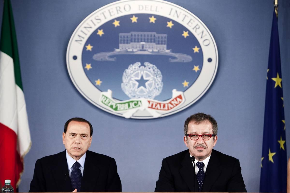 """Sicurezza, Berlusconi: """"Piano anti-criminalità"""""""