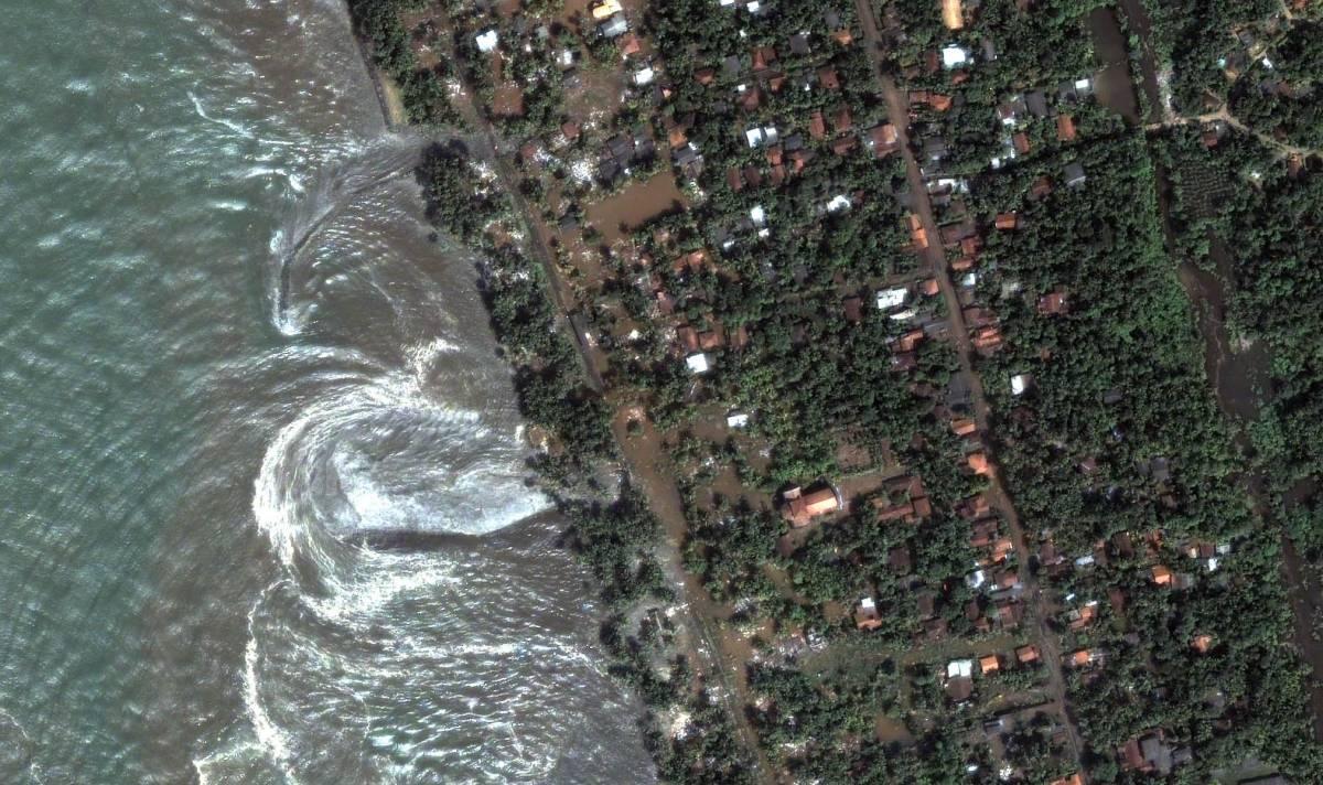 Sisma di magnitudo 6,4  al largo del Giappone:  Scatta l'allarme tsunami