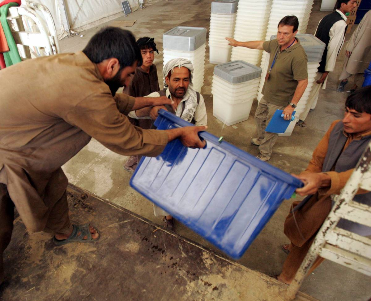 Afghanistan al voto: ecco i 4 principali candidati