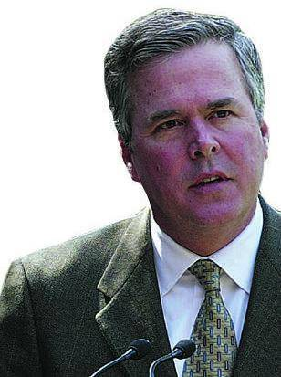Anche il rampollo di casa Bush alla kermesse di Rimini