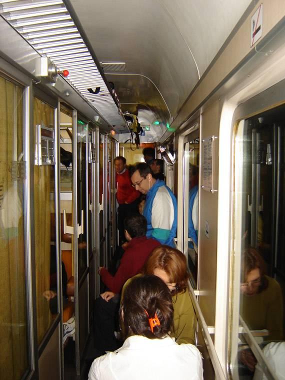 Treno Milano-Catanzaro:  in piedi a prezzo pieno  tra caldo, sporcizia e caos