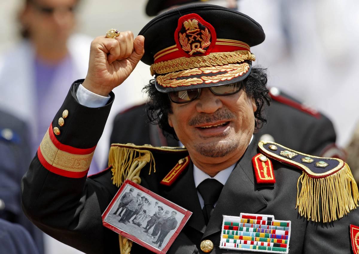 Gheddafi, la resa dell'Occidente