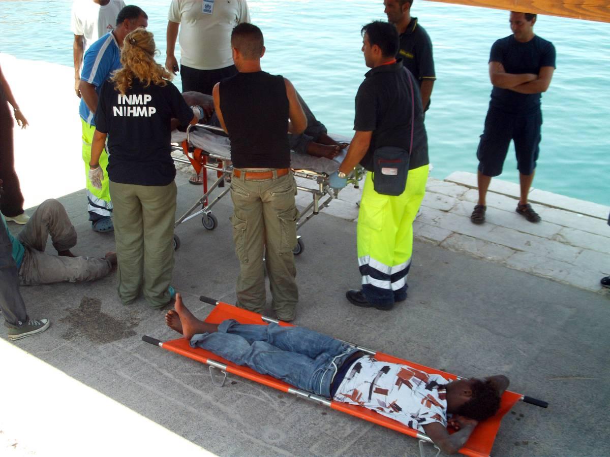 """Gasparri: """"Immigrati, Ue latitante""""  Frattini: """"Salvare vite è una priorità"""""""