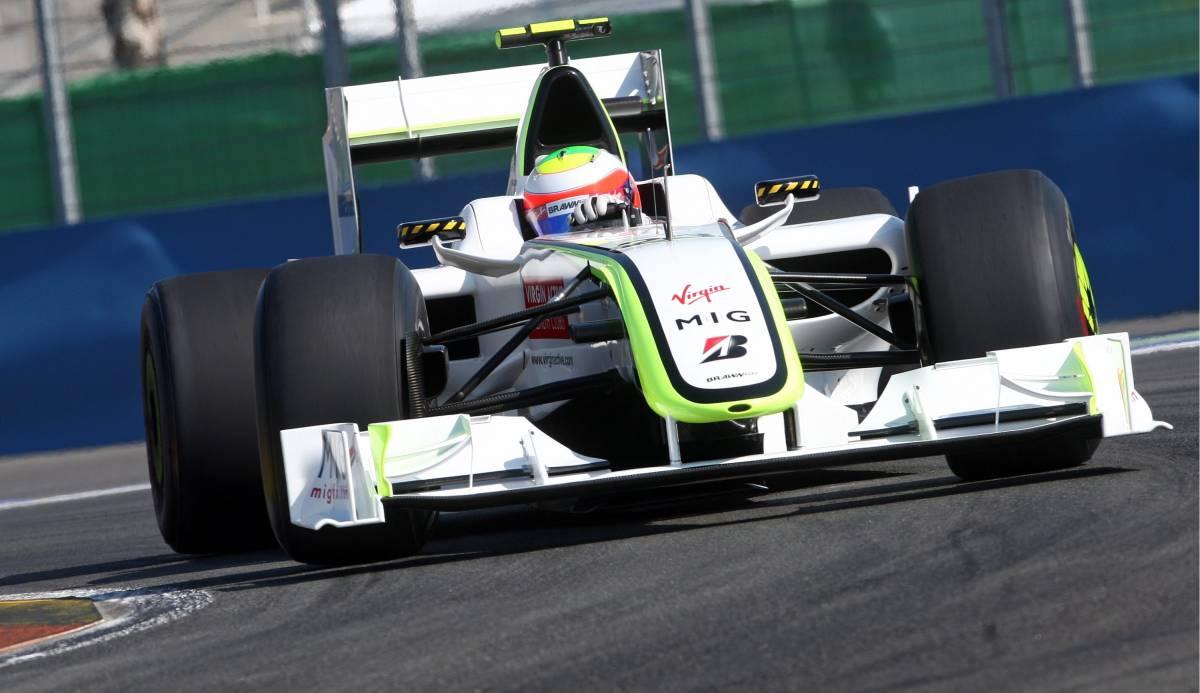 Gp di Spagna, Barrichello  beffa Hamilton e vince,  Raikkonen finisce terzo