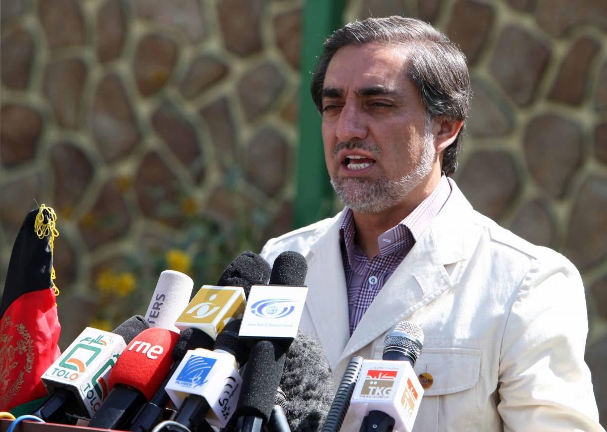 Afghanistan, Abdullah denuncia: ho le prove dei brogli elettorali