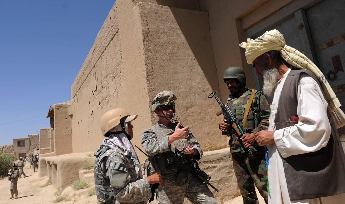 Talebani, 300 dollari al mese per sparare agli italiani