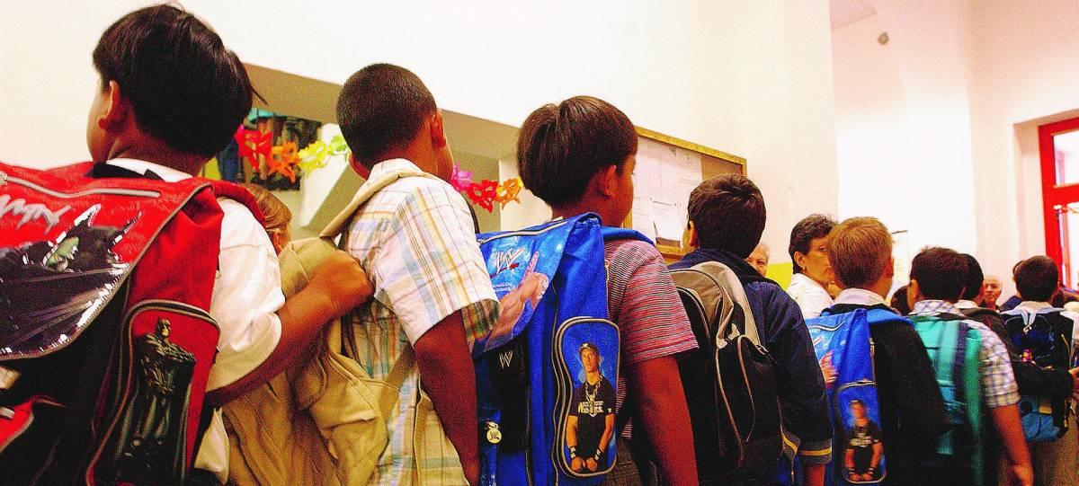 Stranieri in classe: 50mila non parlano l'italiano
