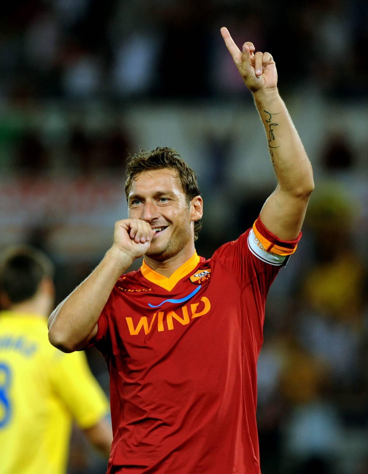 La Roma a forza sette  Lazio e Genoa avanti