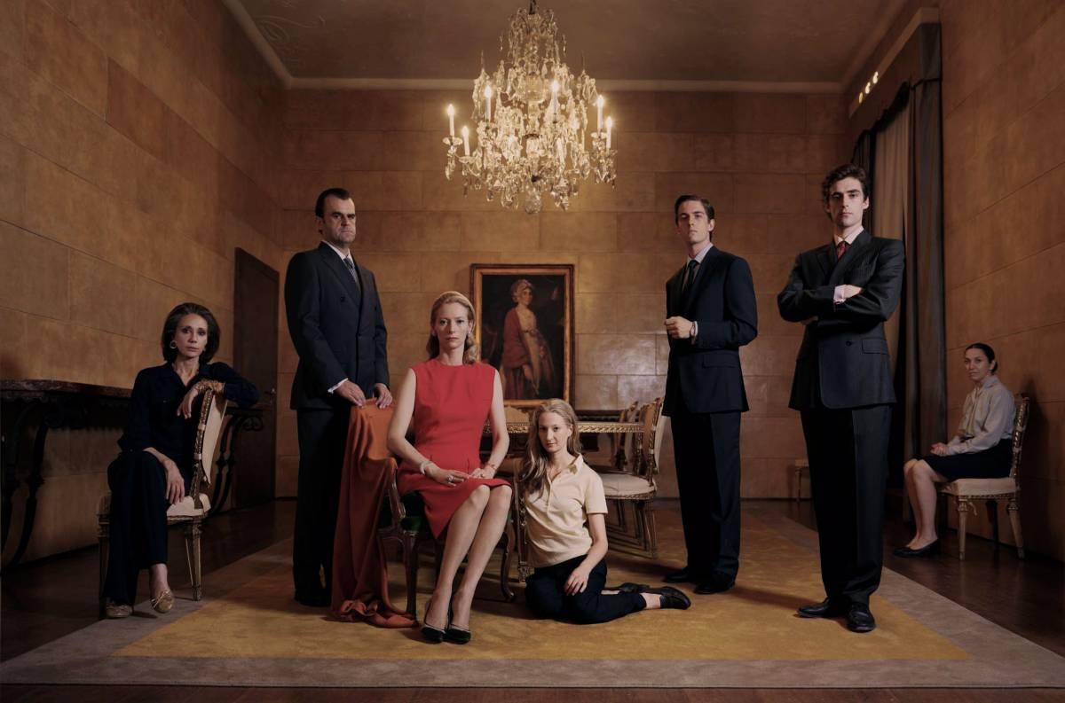 Saga di una grande famiglia: sono gli Agnelli?