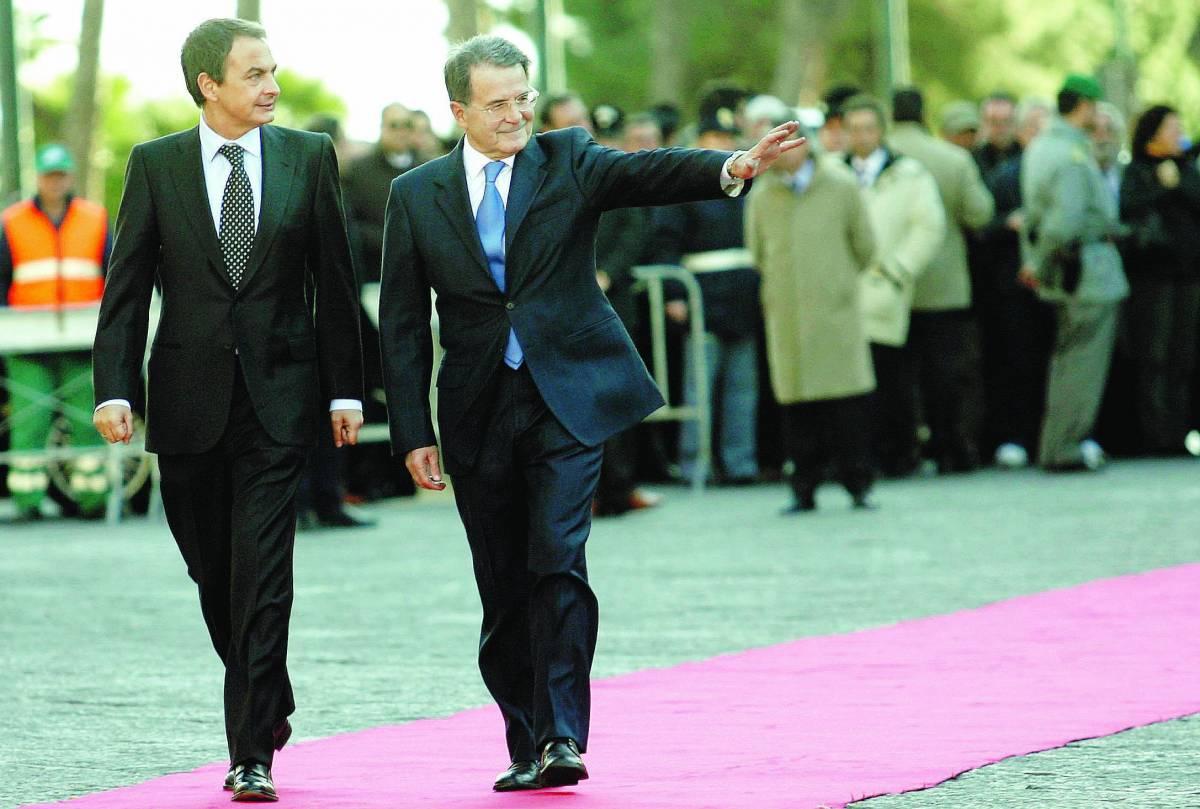 La sinistra europea imita Prodi: più tasse