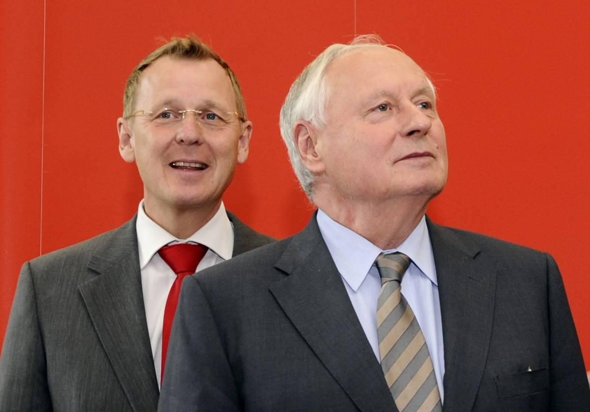Achtung Europa, tornano i rossi