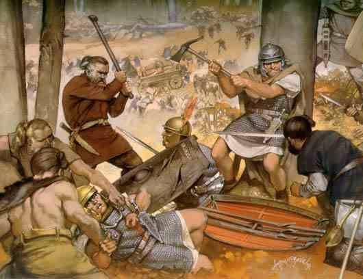 Teutoburgo: con la disfatta di Roma nacque il mito della nazione tedesca